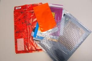 Oblazinjene in PVC ovojnice