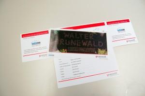 Mailingtage Grunewald - napis viden!
